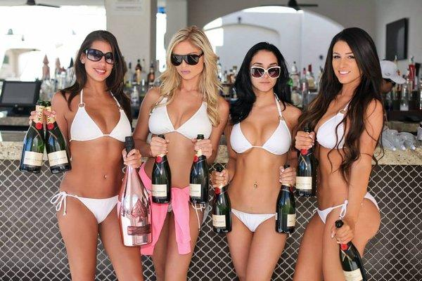 Bachelor parties in Las Vegas