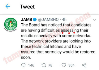Access vs Assess: A Contextual Mistake in JAMB's Tweet