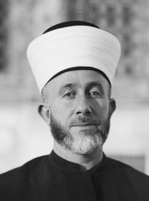 Mufti Besar Palestin Ada Hubungan Dengan Adolf Hitler