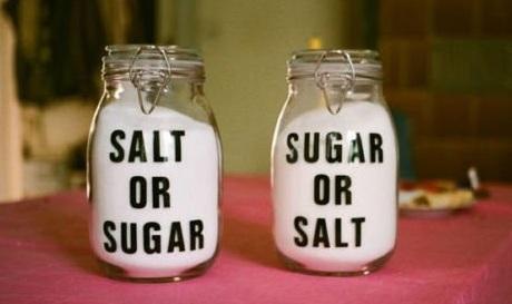 Memang rasa asin dan bagus itu sudah menempel pada pengecap kita Apa Jadinya Jika Gula dan Garam Dikonsumsi Berlebihan
