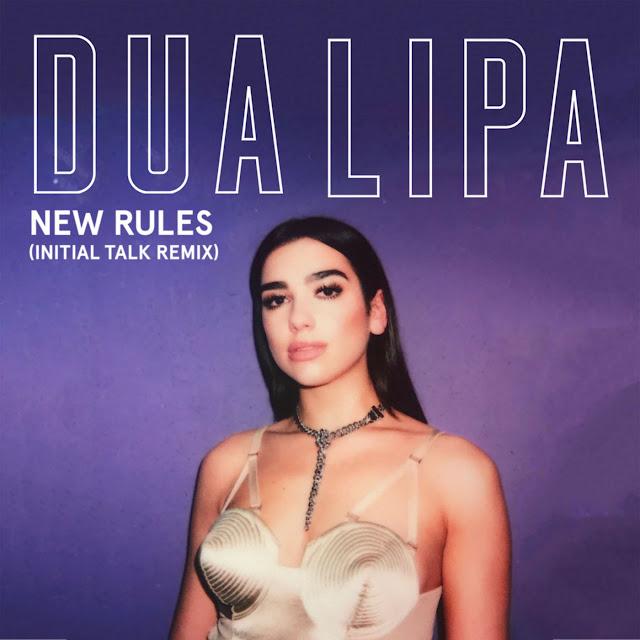 iLoveiTunesMusic.net 1400x1400%2B%252821%2529 Dua Lipa - New Rules (Initial Talk Remix) - Single Dua Lipa Exclusive Initial Talk New Music Pop Single