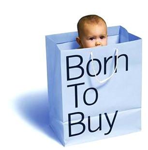 Consumidor; nacidos para comprar