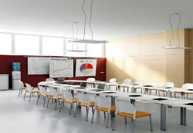 Contoh Gambar Tata Ruang Kantor Gabungan 2021
