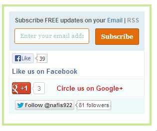 Social Subscription box
