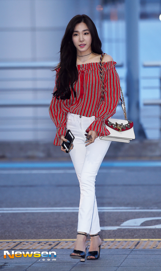 SNSD Tiffany is off to L.A. - Wonderful Generation