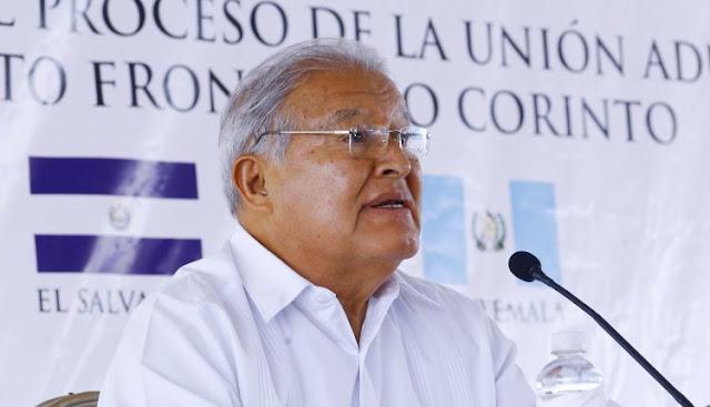 Presidente Sánchez Cerén veta decreto que permitiría votar con DUI vencido en las elecciones presidenciales 2019