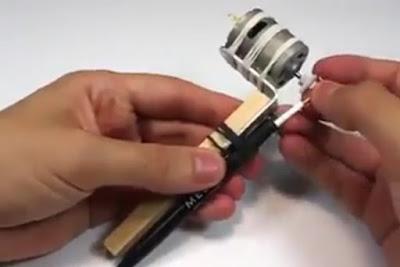 Cómo hacer una máquina de tatuar DIY