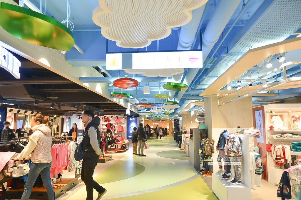 大直新購物中心百貨公司,ATT4Recharge,大直ATT,大直美麗華