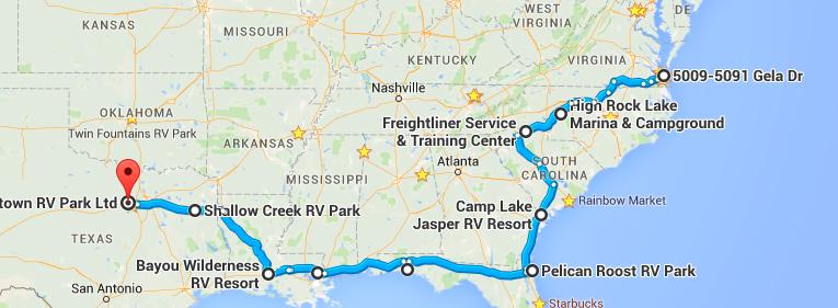 The Roadrunner Chronicles Roadrunner Campsites In April 2015