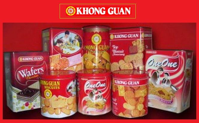 Lowongan PT Khong Guan Biscuit Indonesia
