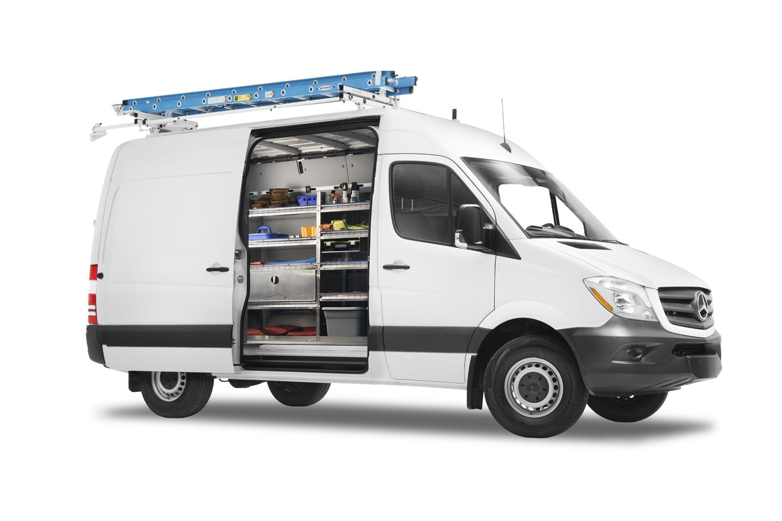 No frills metris worker van is the cheapest new mercedes for Mercedes benz work van