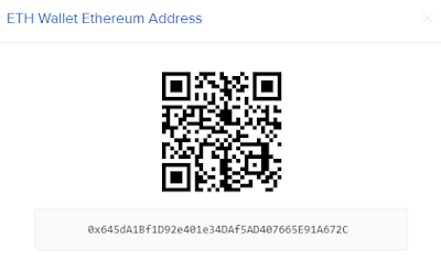 ETH Wallet Ethereum Address