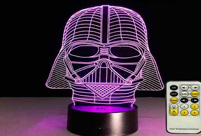 Paralume Darth Vader