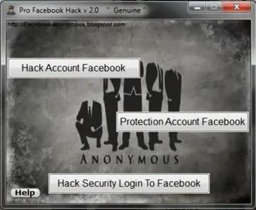 Teach Me How To Hack 2013: Pro Facebook Hack v 2 0 by