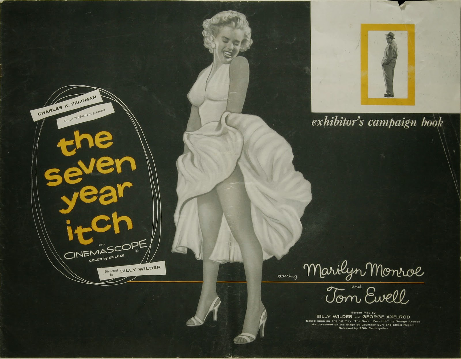Happyotter: THE SEVEN YEAR ITCH (1955)
