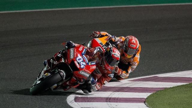 'Cuma Marquez yang Bisa Bikin Balapan di MotoGP Qatar Jadi Seru'