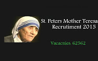 St. Peters and Mother Teresa Children's Educational And Welfare Organization, New Delhi, 10th, moether teresa ngo logo