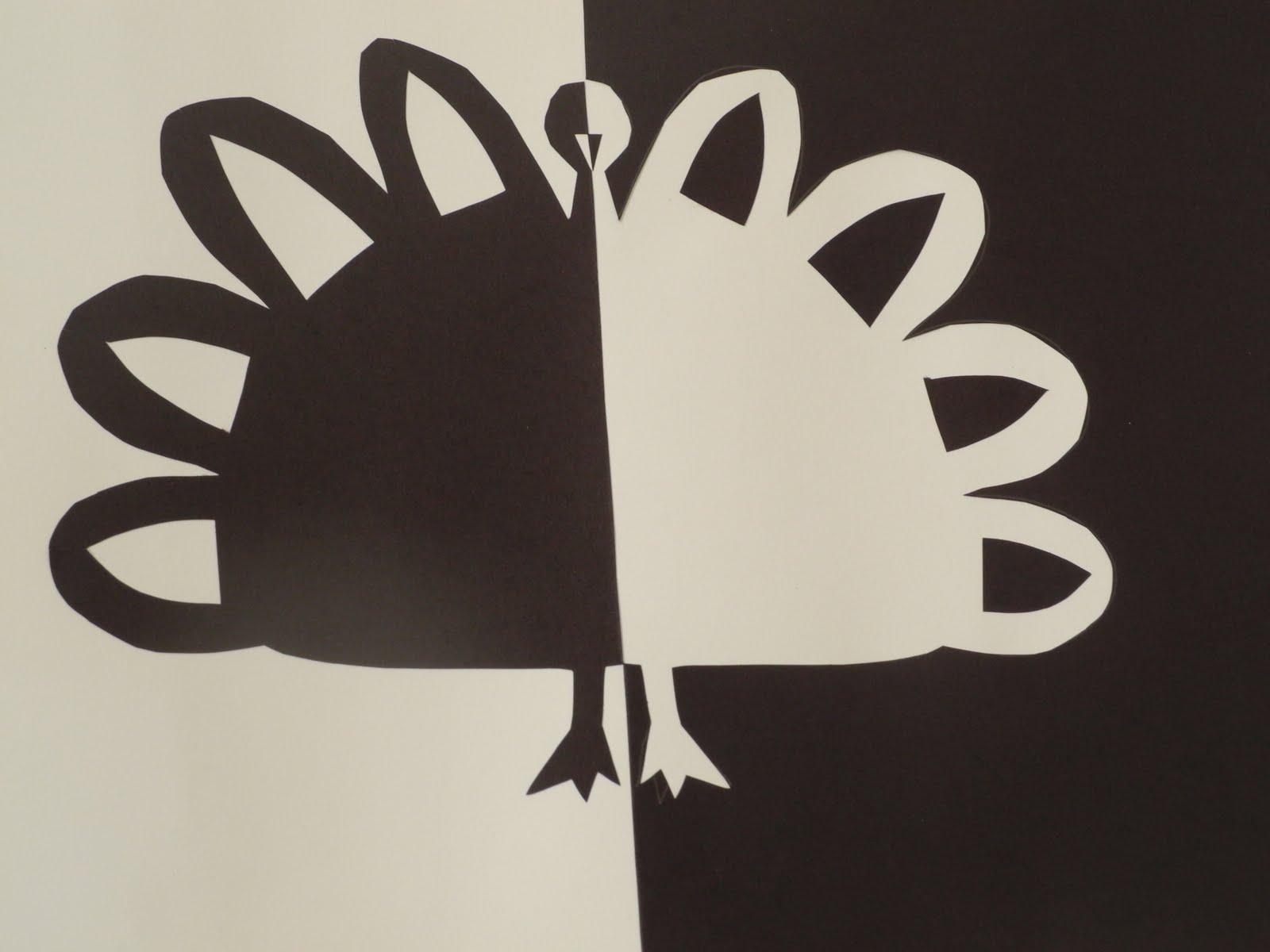 Frenchboro School Turkey Symmetry