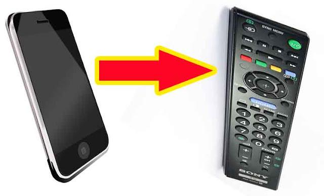 Cara Mudah Menjadikan HP Android Xiaomi Sebagai Remote TV