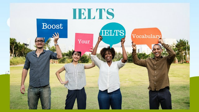 IELTS/TOEFL Vocabulary for Speaking and Writing