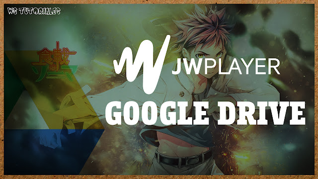 JWPlayer Script Google Drive Gratis