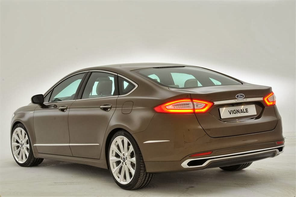 ford mondeo vignale 2014 2017 cars news. Black Bedroom Furniture Sets. Home Design Ideas