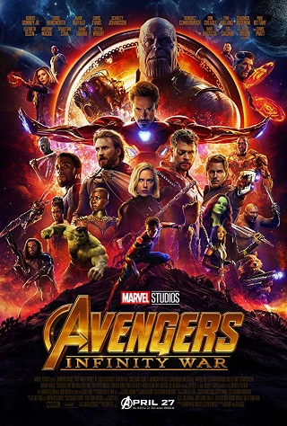 Avengers Infinity War 2018 Dual Audio Hindi 720p HDTC Download
