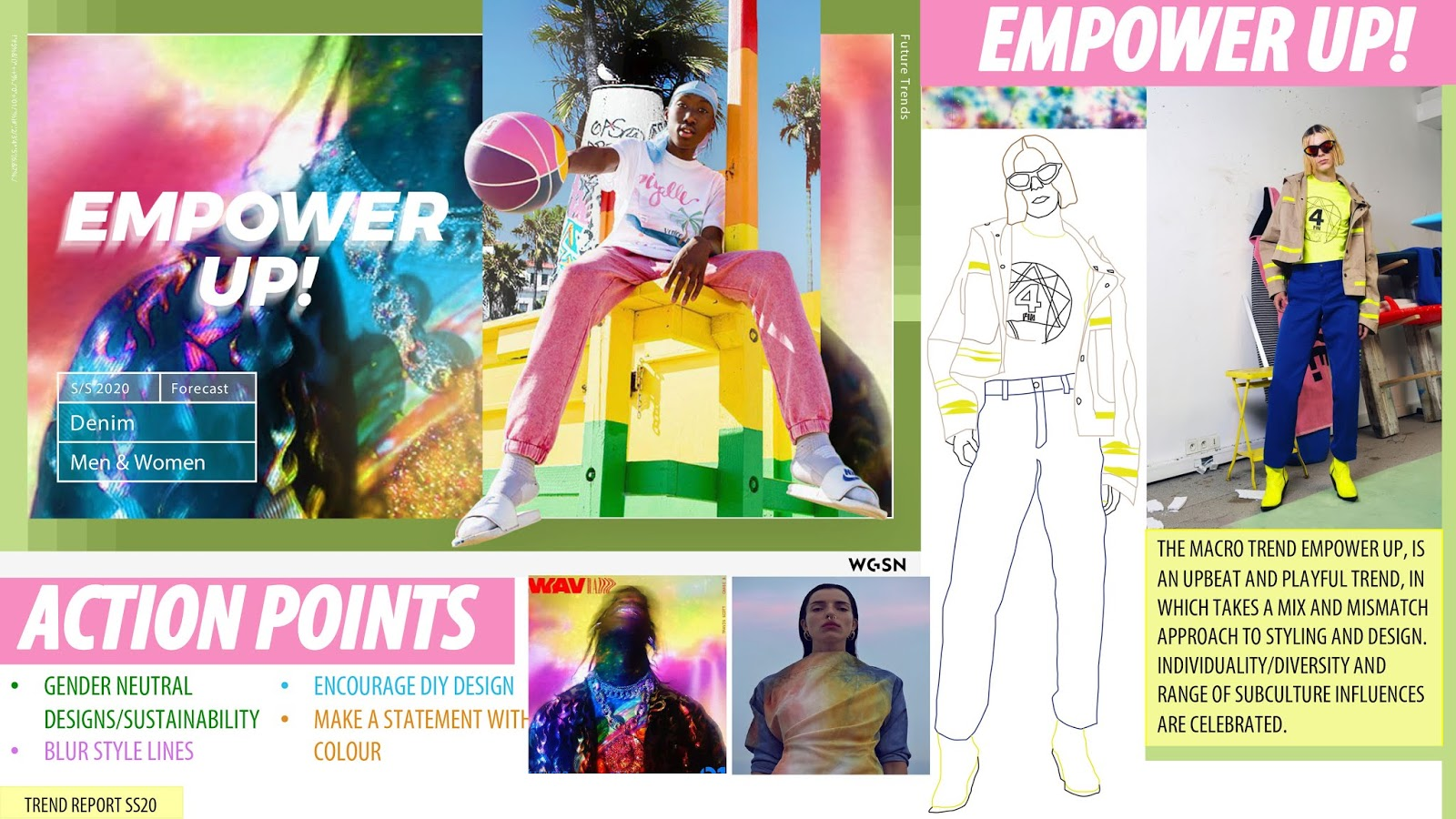 SS20 TREND BOARD- EMPOWER UP!