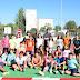 Los alumnos del CEIP García Siñériz reciben sus clases sobre Educación Vial