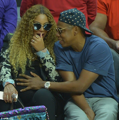 Beyonce and Jay Z's twins' names revealed. The son is named Sir Carter..