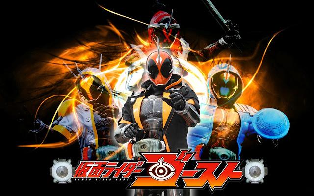 Kamen Rider Ghost (2015-2016)