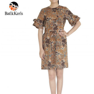 model sackdres batik terbaru
