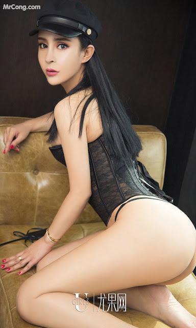 Hot girls Ugirl Wang xin Yue Chinese porn star 3