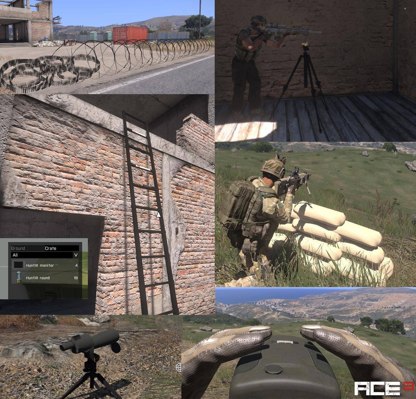Ace 3 arma 3 mod // kayriterti cf