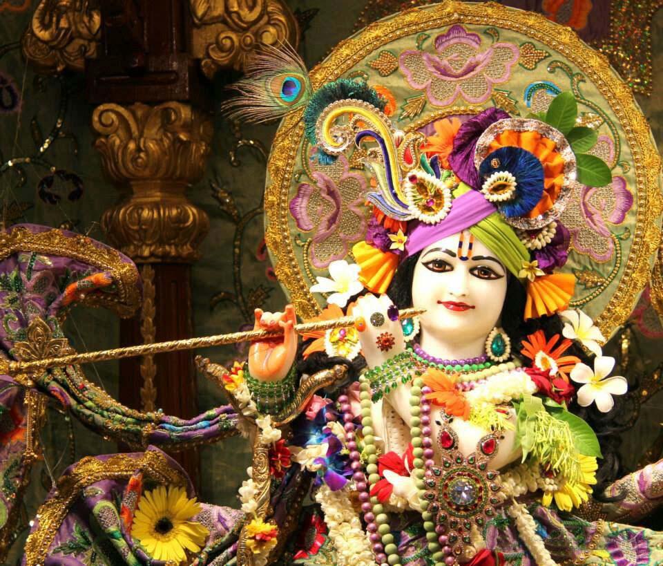 wallpaper hd lord krishna