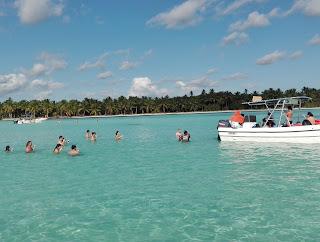 Piscina Natural, Isla Saona, República Dominicana, vuelta al mundo, round the world, mundoporlibre.com