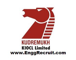 KIOCL Limited Recruitment