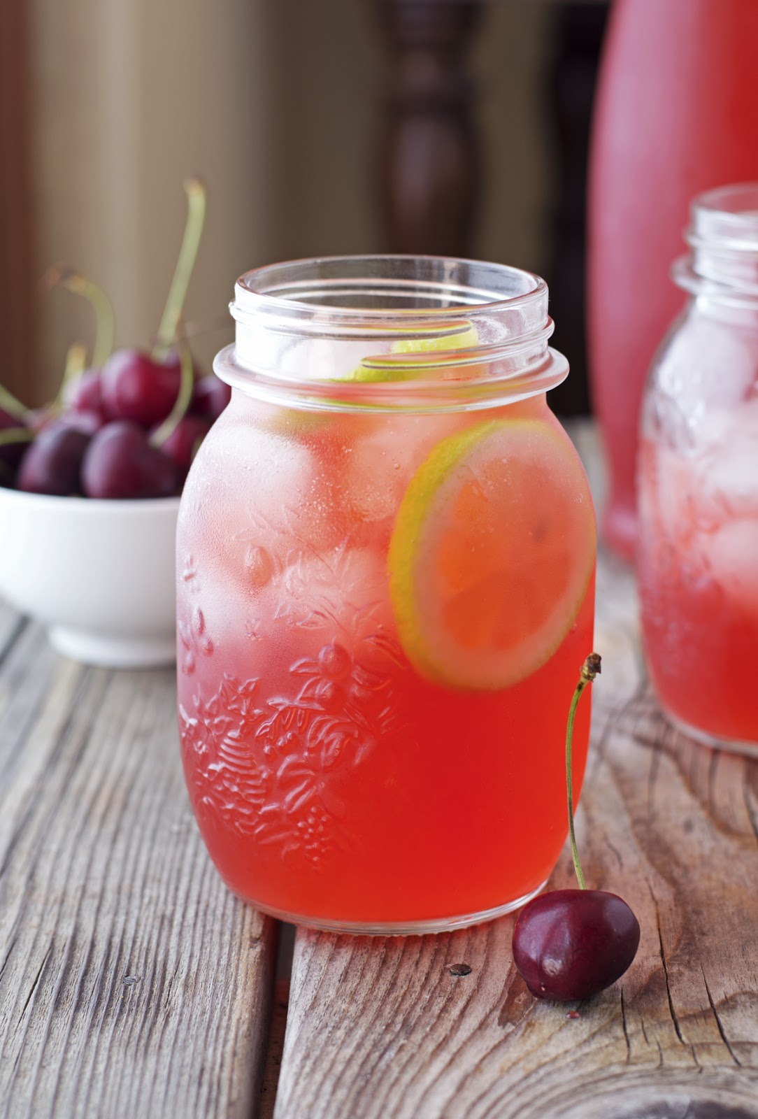 Cherry Lemonade