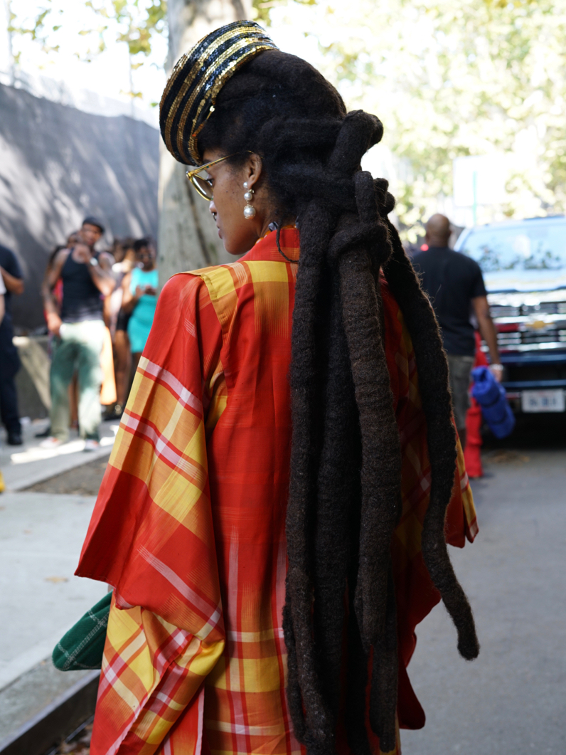 AFROPUNK BROOKLYN 2018 FASHION STREET