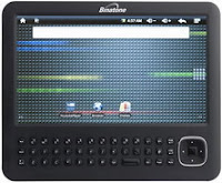 Binatone ReadMe Mobile Android tablet/e-reader with QWERTY keyboard