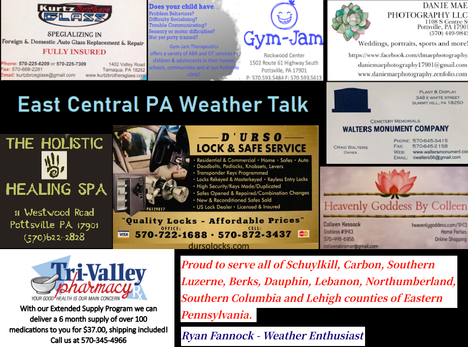 East Central PA Weather Talk