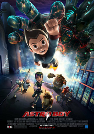 Astro Boy 2009 BRRip 1080p Dual Audio In Hindi English