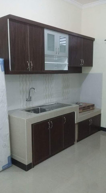 interior desain kitchen set