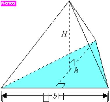 Triangular Based Pyramid Triangular Based Pyramid