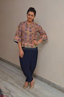 Actress Nikki Galrani at Trailer Launch of movie Team 5 Exclusive Pics ~  051.JPG