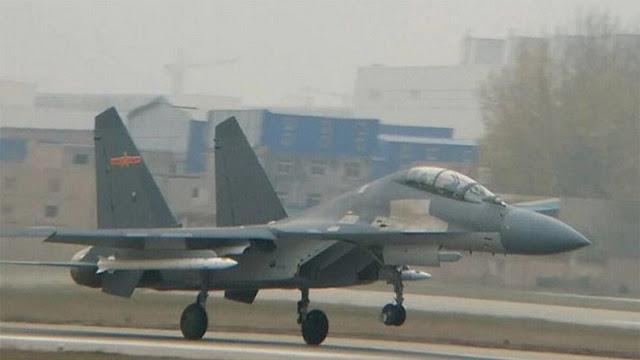 El nuevo misil chino podría derribar cazas de EE.UU. antes de que reaccionen
