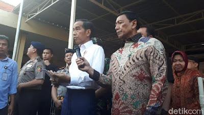 Pernyataan Lengkap Presiden Jokowi soal Teror Bom Gereja di Surabaya - Info Presiden Jokowi Dan Pemerintah