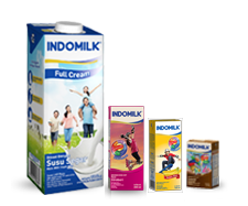 Mulai Hari dengan Kebaikan Susu Indomilk UHT