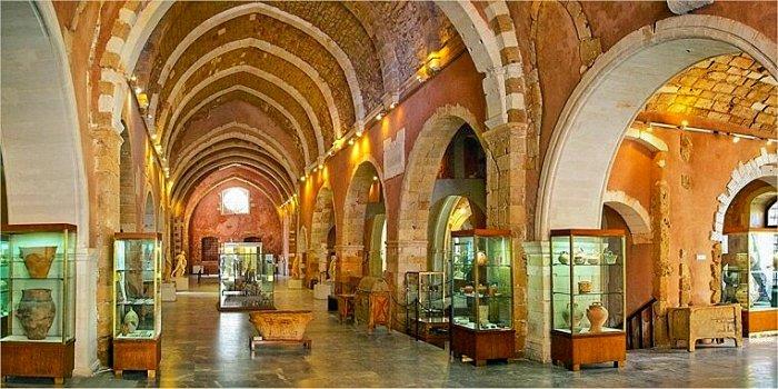 Museo Archeologico Chania Creta