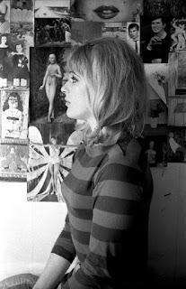 Pauline Boty by John Aston